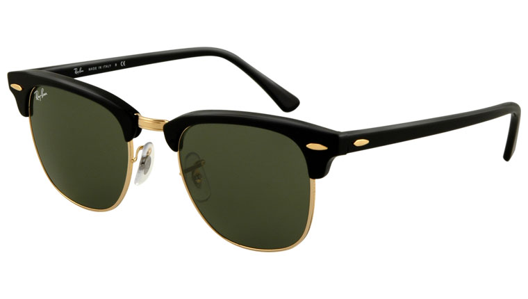 Clubmaster Sonnenbrille Ray Ban