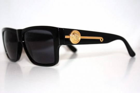 Permalink to Versace Sonnenbrille Gold